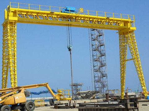 cheap truss gantry crane manufacturer