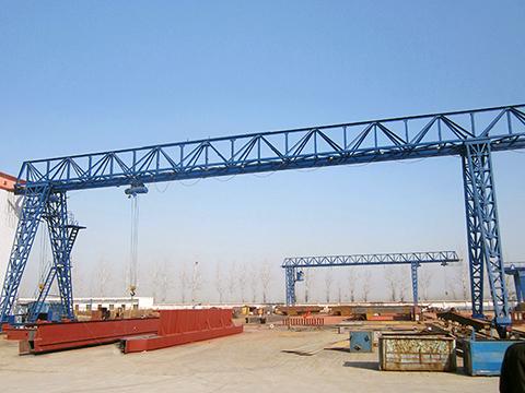 Weihua truss gantry crane sales