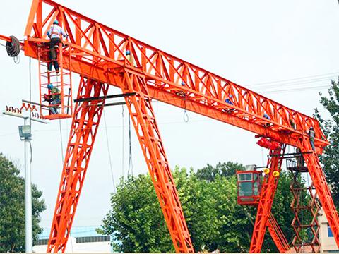favorable truss gantry crane supplier