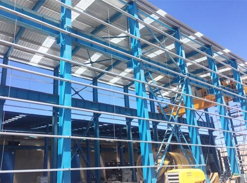 Steel Structure Industrial Building