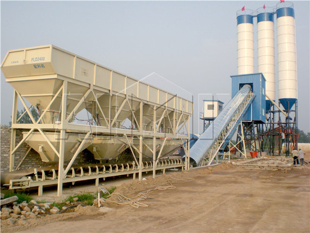 Buy A Concrete Plant in China
