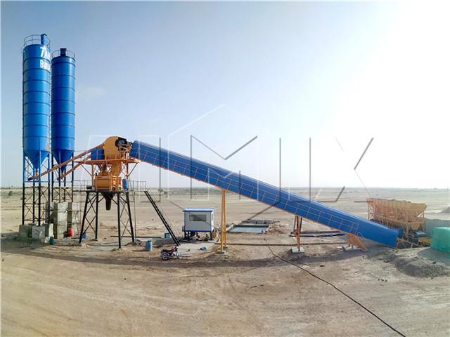 China Concrete Plant