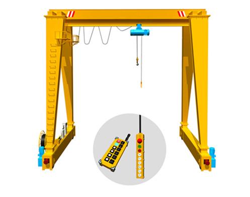 5 Ton Gantry Crane for Sale